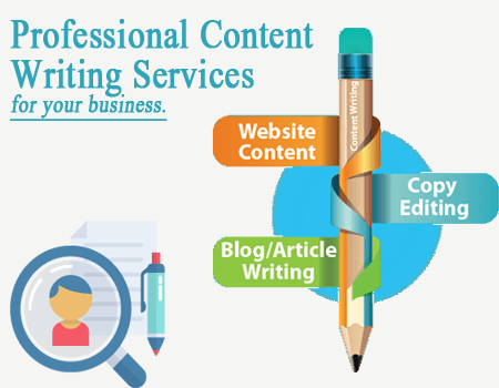 professional content writing service